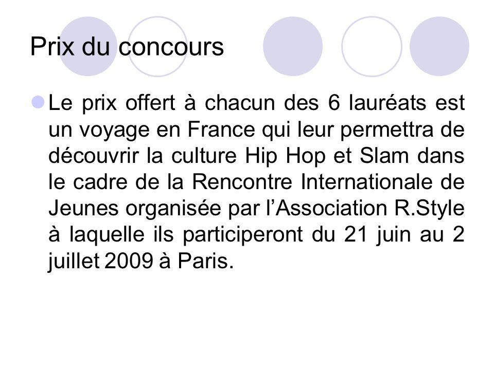 La Rencontre Internationale de Jeunes Les Rencontres Internationales de Jeunes sont organisées chaque année par le Ministère français des Affaires étrangères.