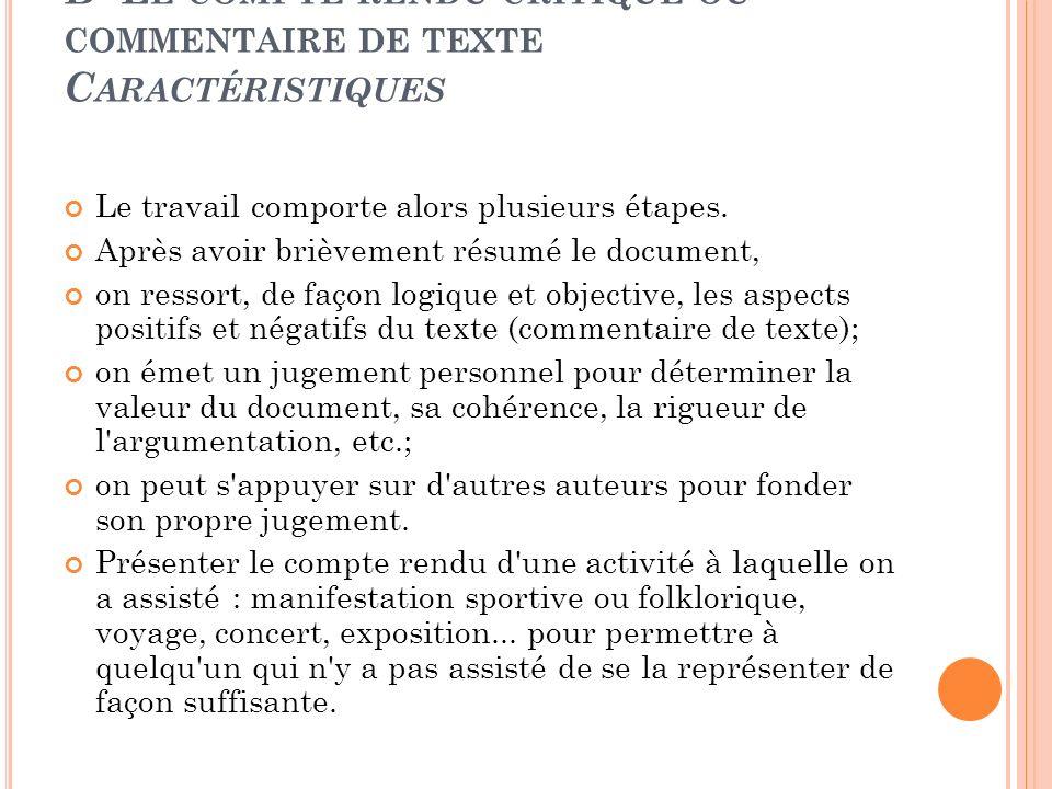 Compt Rendu Dissertation