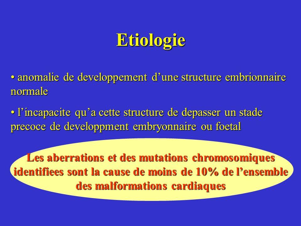 Etiologie anomalie de developpement dune structure embrionnaire normale anomalie de developpement dune structure embrionnaire normale lincapacite qua