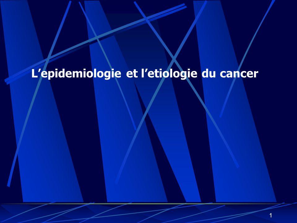 2 Loncologie : letude des tumeurs en general Les domaines: epidemiologie, etiologie, biologie molecullaire, clinique (traitement, diagnostique), prophilaxie, recherche etc ONCOLOGIE CLINIQUE: diagnostique et traitement des cancers envisagant l ameliorantion de la duree et qualitee de vie