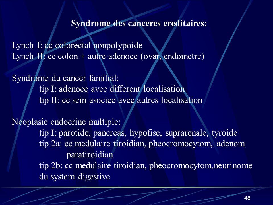 49 2.Facteurs imunologiques.