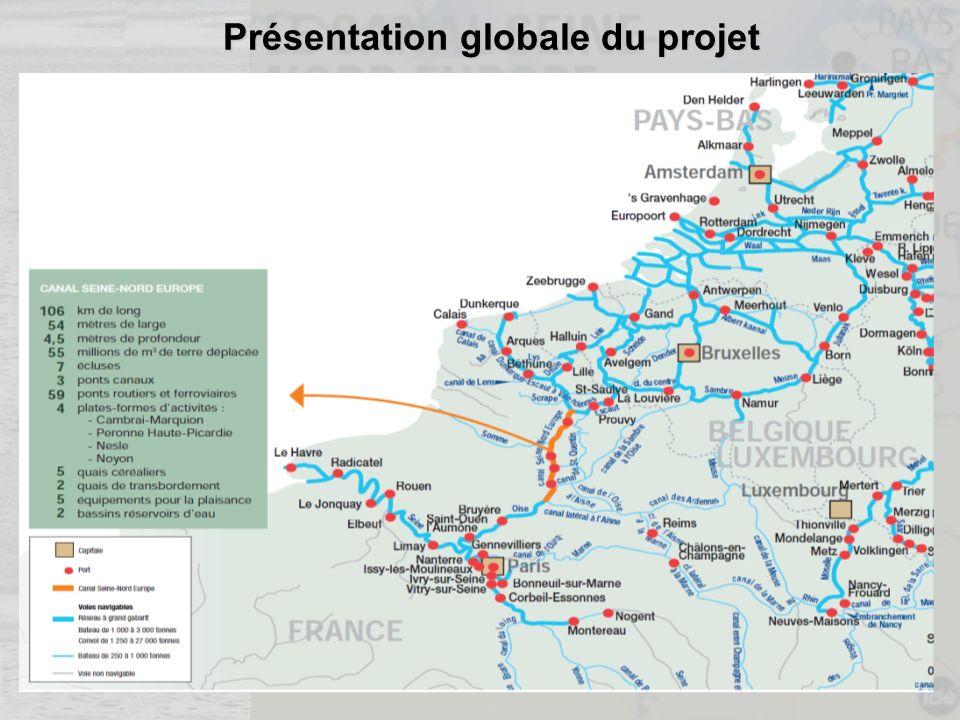 Conclusion Le canal Seine-Nord, clé de la renaissance du transport fluvial Le canal Seine-Nord accélérateur du développement économique local Le fluvial présente des avantages indéniables tant écologiques qu économiques