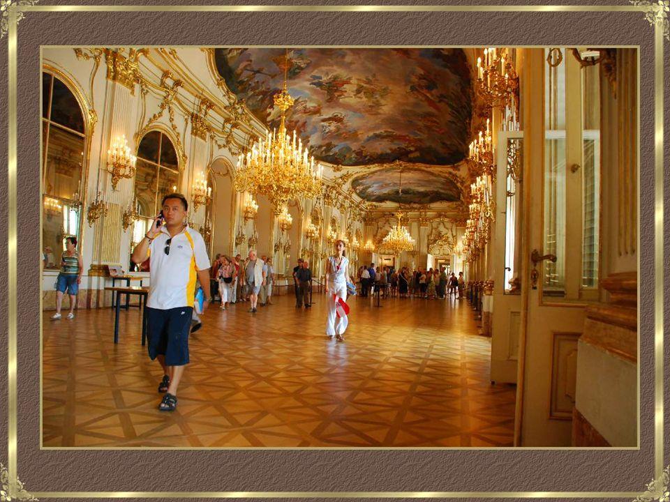 Schönbrunn (palais dété des Habsbourg)
