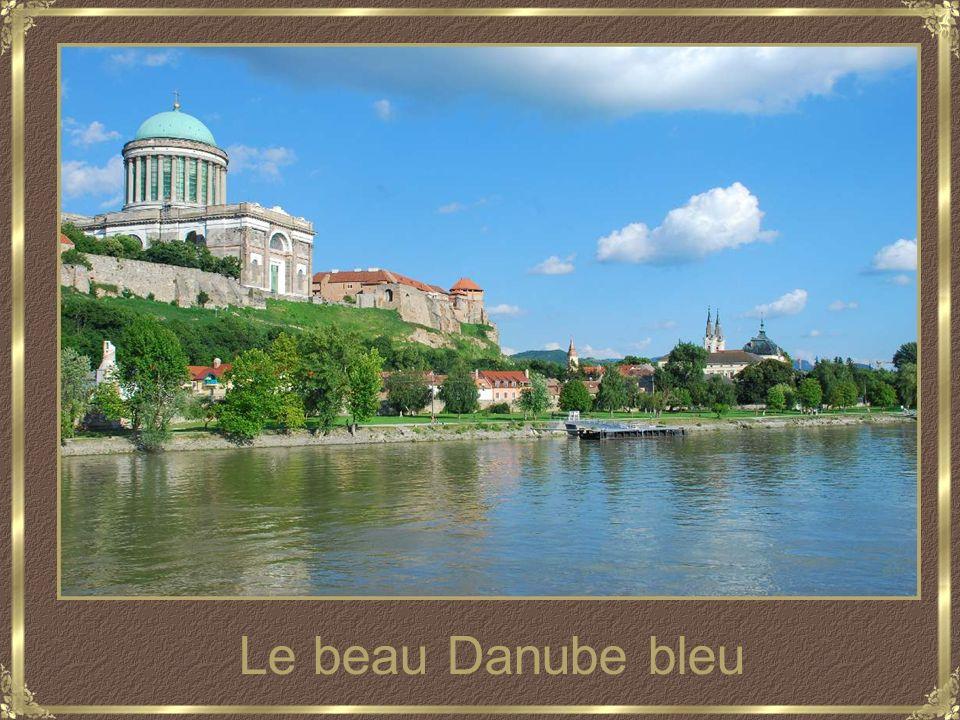 Le beau Danube bleu