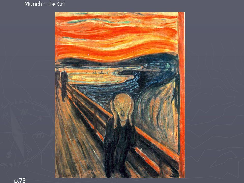Edvard Munch – Sick Child