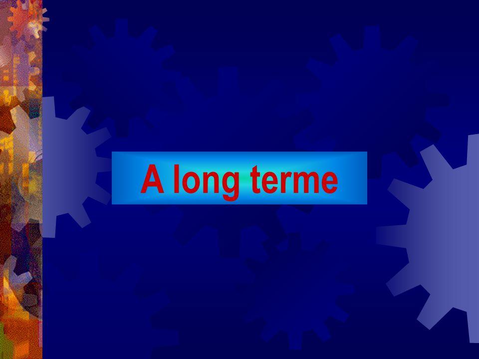 A long terme