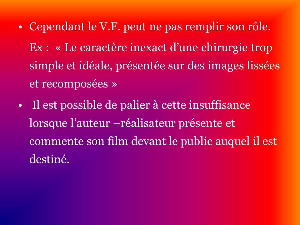COMMENT FILMER.