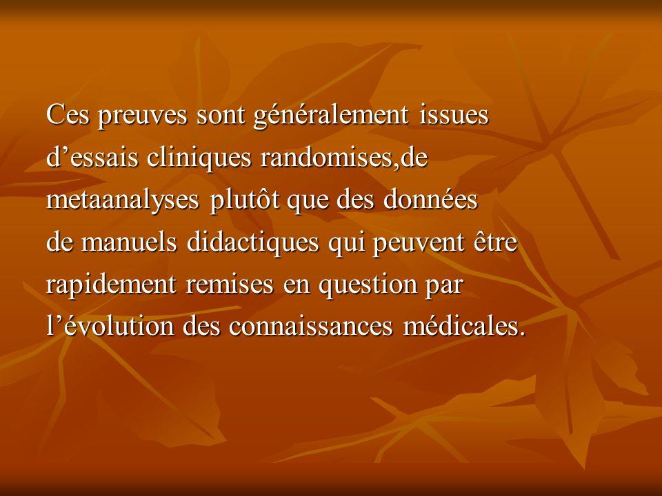 1-Domaine médical: LEBR,dune façon similaire a lEBM, LEBR,dune façon similaire a lEBM, a pour objectif principal de résoudre a pour objectif principal de résoudre des problèmes rencontres dans lactivite des problèmes rencontres dans lactivite clinique quotidienne.