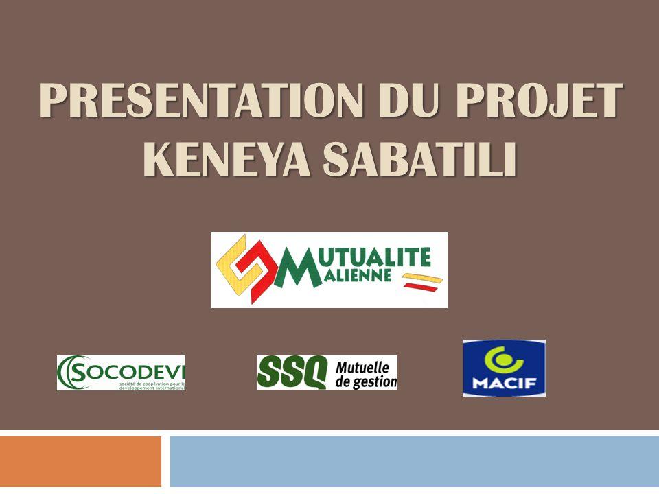 PRESENTATION DU PROJET KENEYA SABATILI