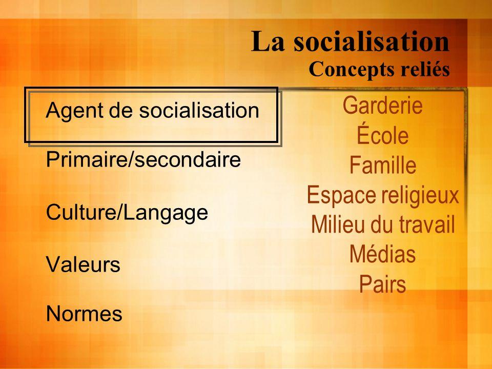 La socialisation Plan de la leçon La socialisation: lorigine dun questionnement La socialisation: éléments de définition La socialisation selon les sociologies déterministes La socialisation selon les sociologies constructivistes