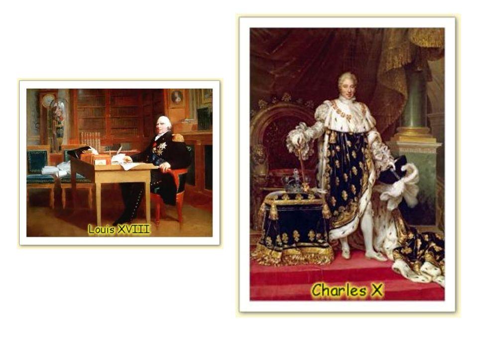 Louis XVIII accorde aux Français un certain nombre de droits quil sengage à respecter « Nous avons volontairement, et par le libre exercice de notre autorité royale, accordé la Charte constitutionnelle qui suit : Article premier.