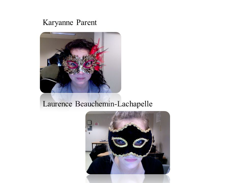 Karyanne Parent Laurence Beauchemin-Lachapelle