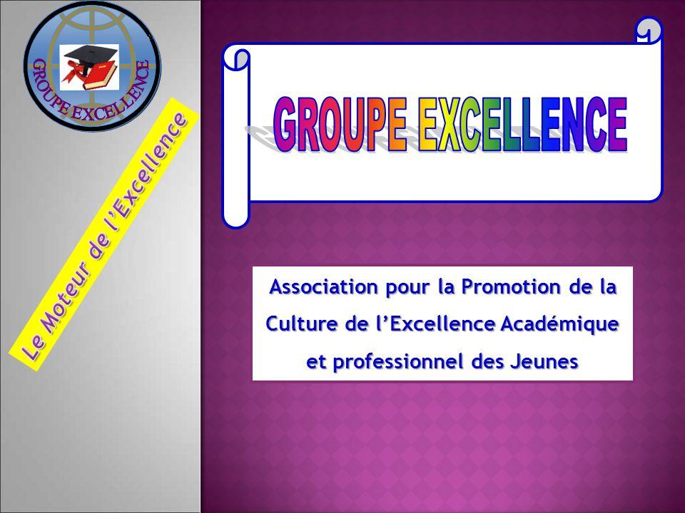 Association pour la Promotion de la Culture de lExcellence Académique et professionnel des Jeunes