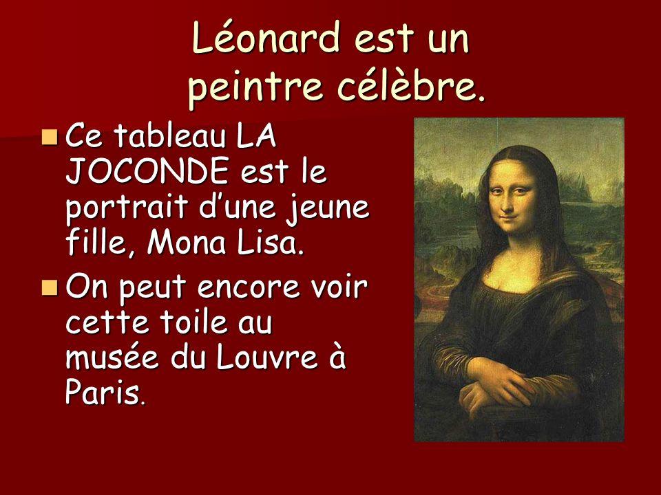 Léonard est aussi un dessinateur. Voici deux auto-portraits: Voici deux auto-portraits: