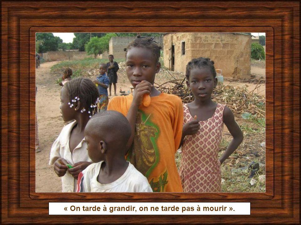 « Pour qu'un enfant grandisse, il faut tout un village ».
