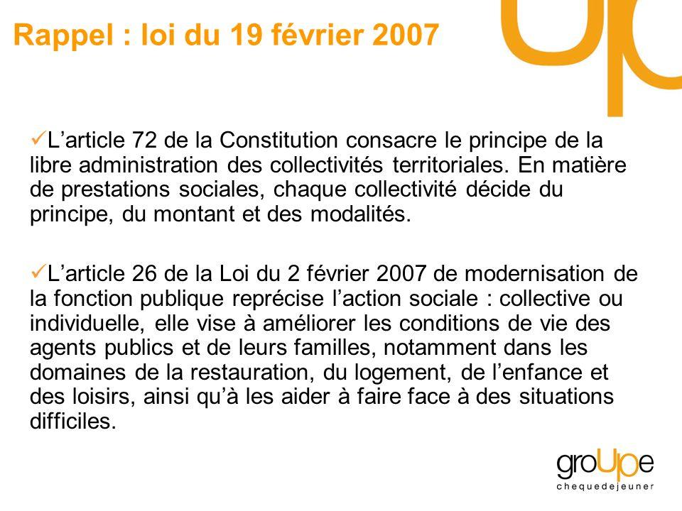 Larticle 72 de la Constitution consacre le principe de la libre administration des collectivités territoriales.