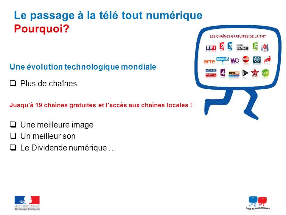 4 Le passage à la télé tout numérique Comment .