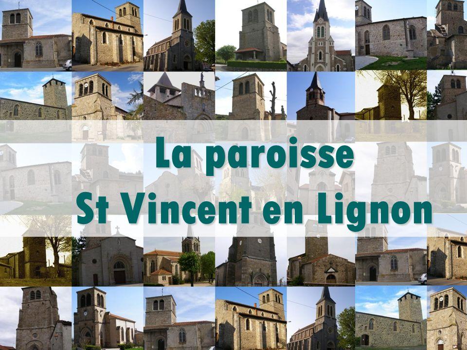 http://saintvincentenlignon42.cef.fr / La paroisse St Vincent en Lignon