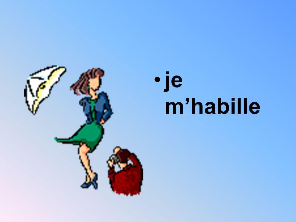 je mhabille