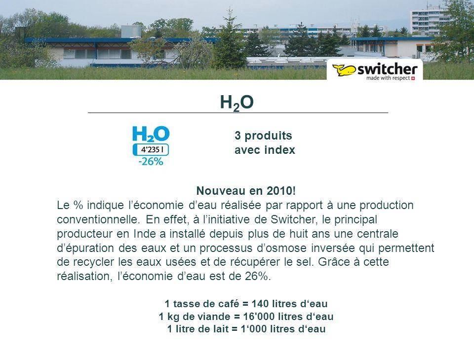 H2OH2O Nouveau en 2010.