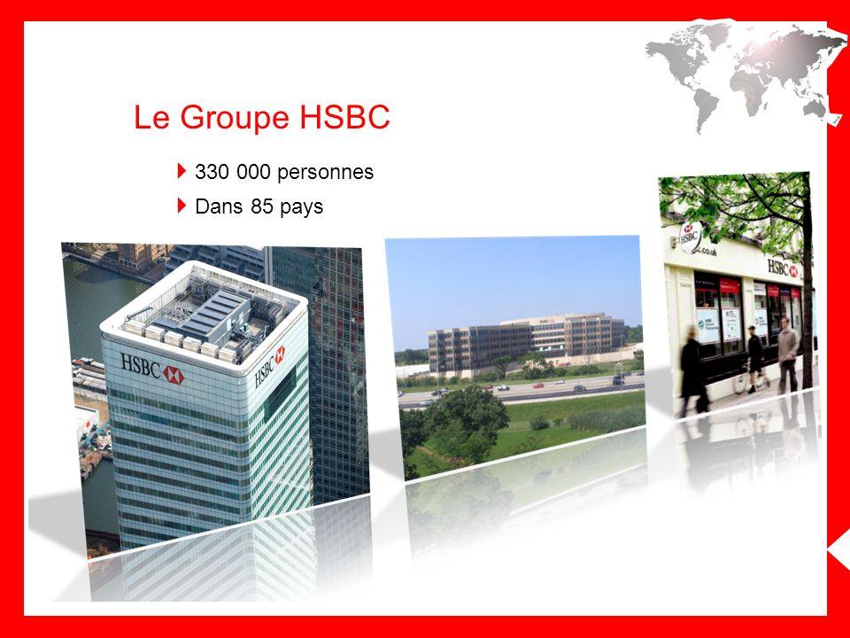 11 620 personnes Sur 419 sites HSBC France