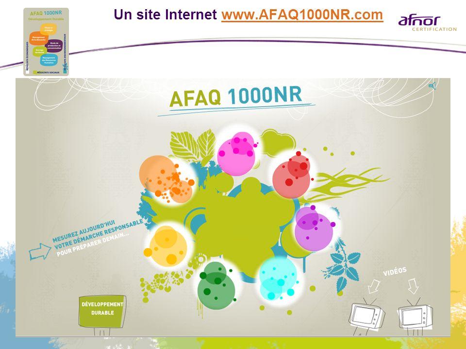 Un site Internet www.AFAQ1000NR.comwww.AFAQ1000NR.com