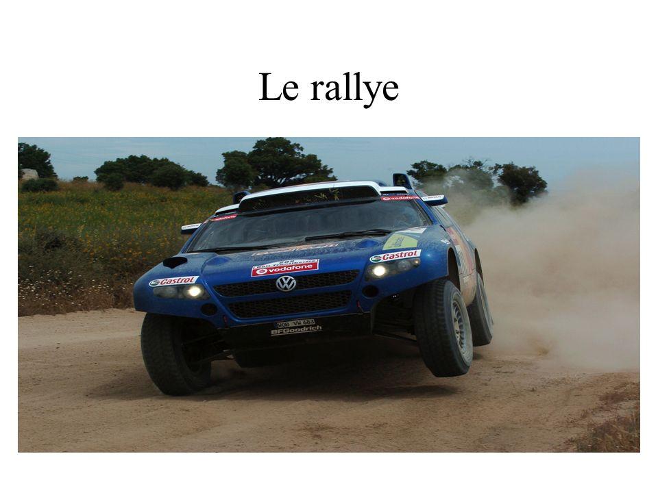 Le rallye