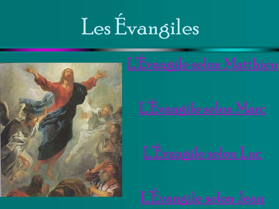 LÉvangile selon Matthieu Voyant les foules, il gravit la montagne, et quand il fut assis, ses disciples sapprochèrent de lui.