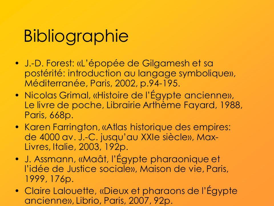 Bibliographie J.-D.