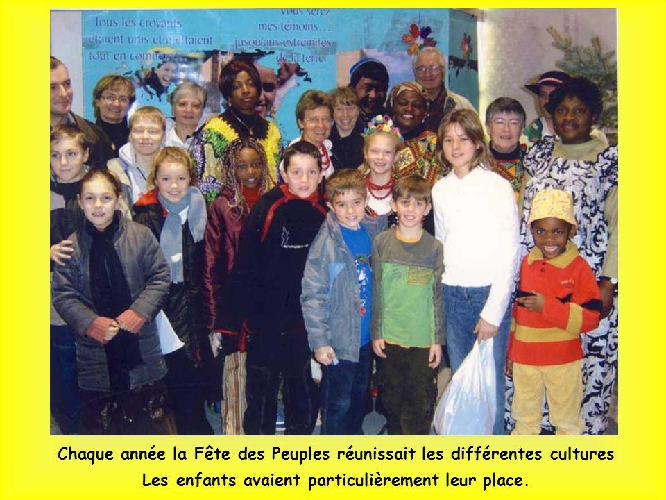 A Fêtéglise en 1996 ont été promulguées les nouvelles orientations diocésaines qui, dans un esprit œcuménique et interreligieux ont été remises aux re