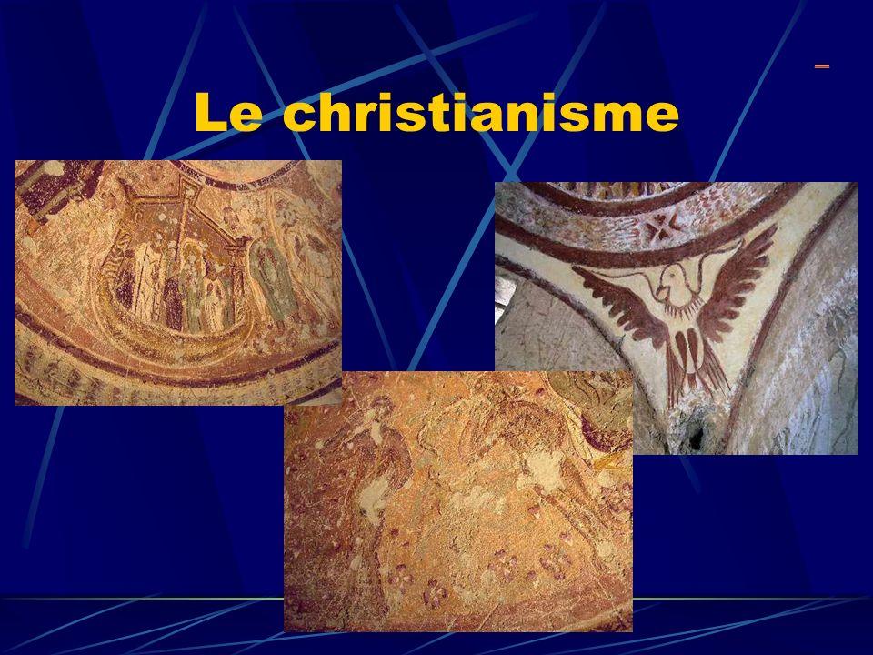 Le christianisme _
