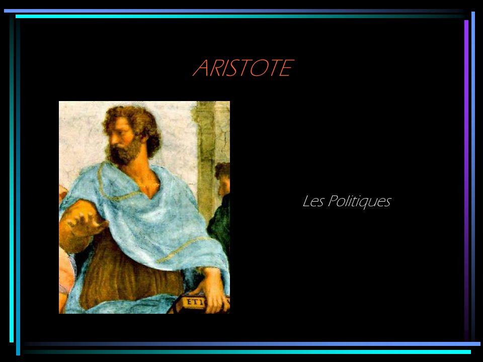 FERGUSON «…dispositions naturelles, la seconde, de linégalité dans le partage de la propriété, la troisième, qui nest pas moins perceptible, résulte des habitudes contractées par la pratique des différents arts.