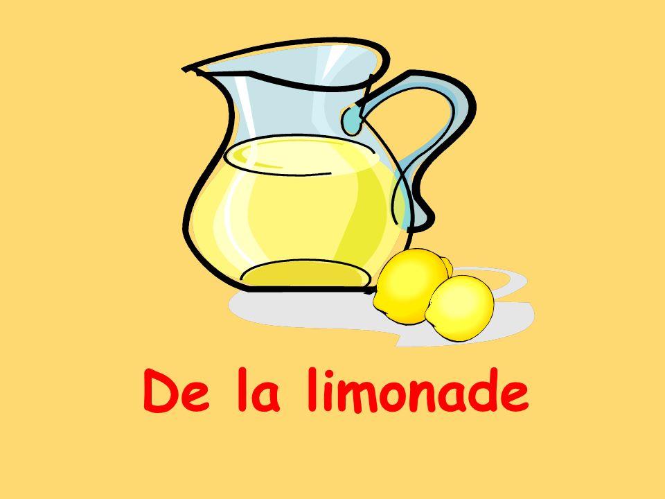 De la limonade