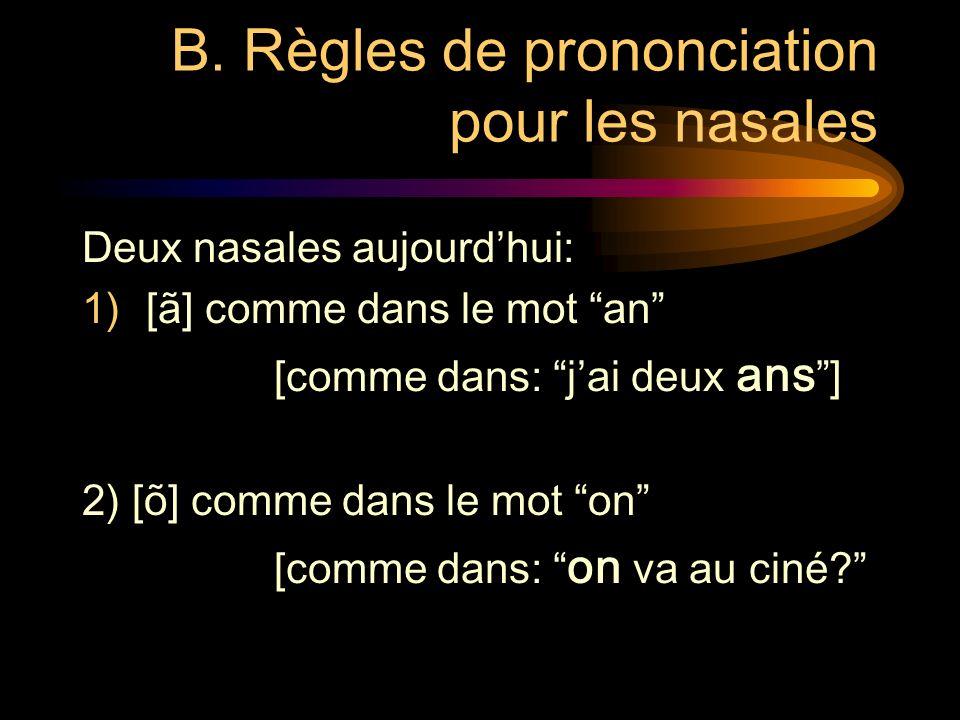 Transcription phonétique Transcrivez les mots et expressions suivants en phonétique: Président pendant la révolution les gens ont remplacé Le manque d entente entre la France et l Angleterre