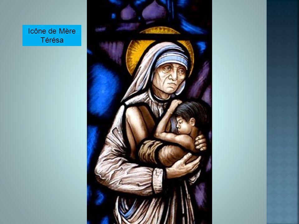 Icône de Mère Térésa