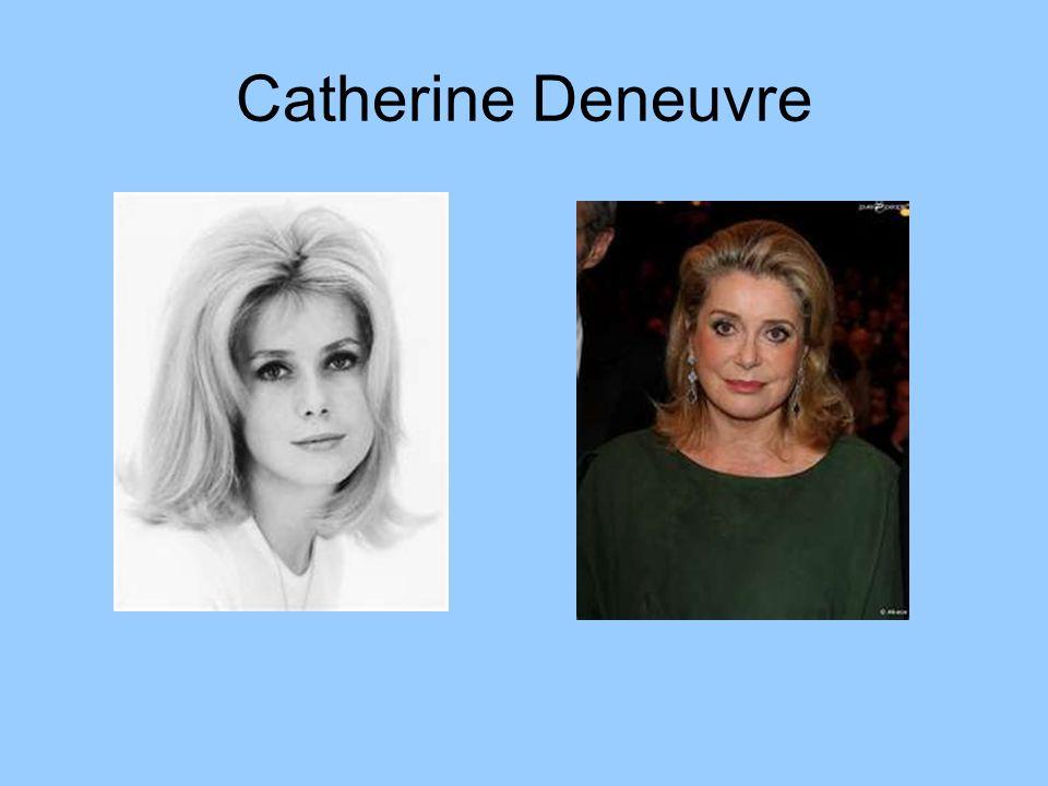 Catherine Deneuvre