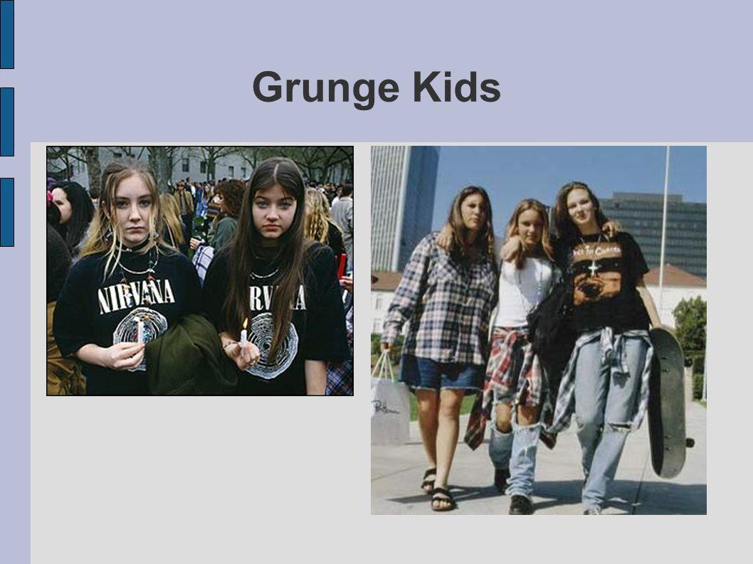 Grunge Kids