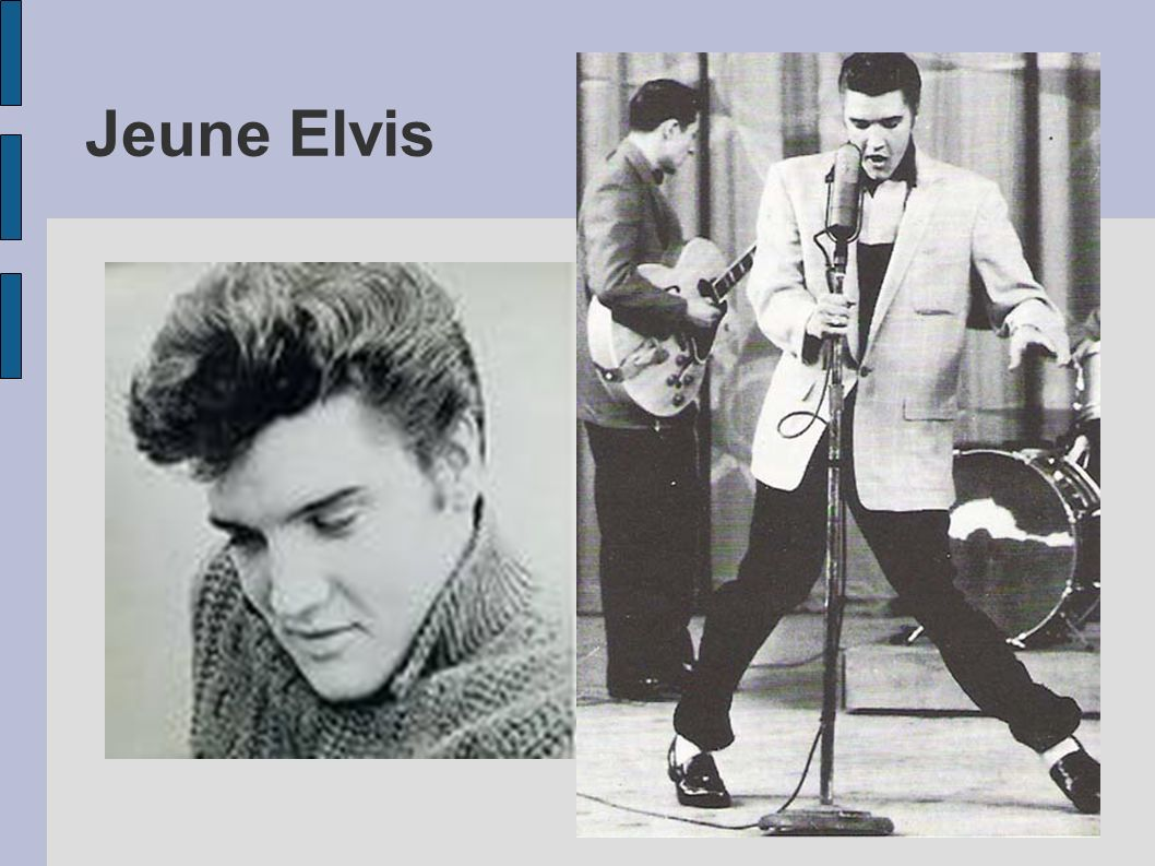 Jeune Elvis