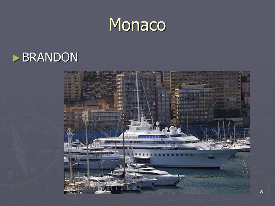 Monaco BRANDON BRANDON 38