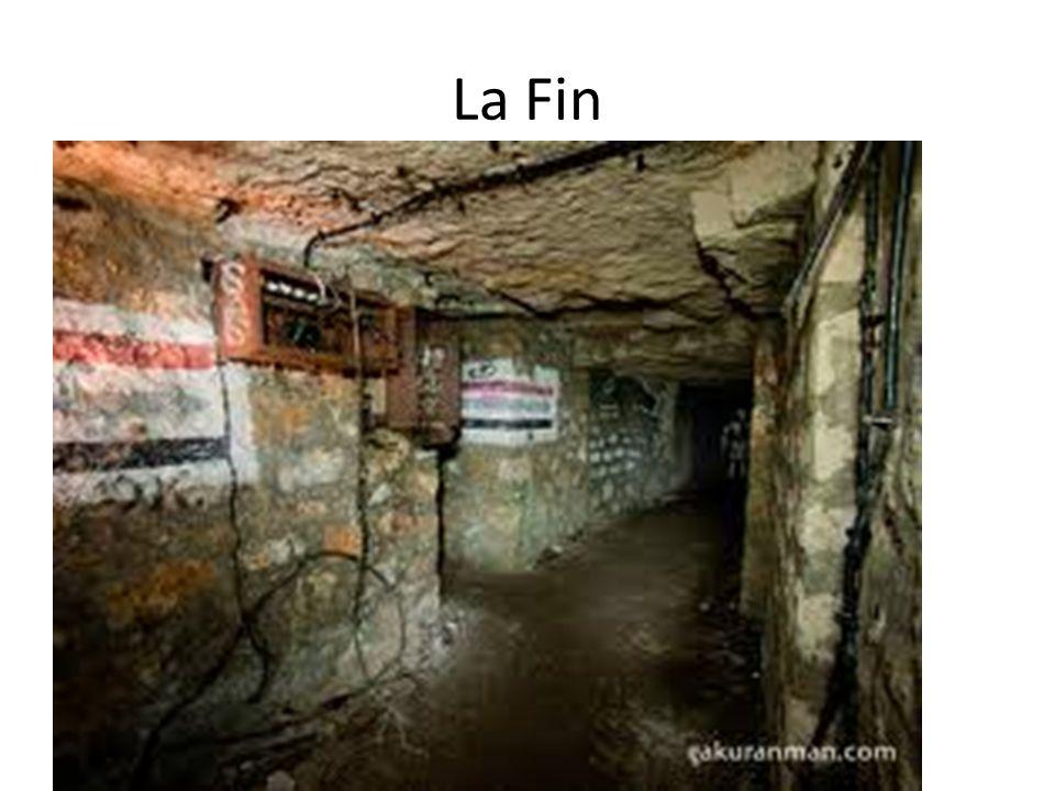 Une histoire des catacombes et moi Un jour, en 1788, jai parlé avec Napoleon Bonaparte. Avant dêtre le roi, il été très gentil. Il ma dit que si jai v