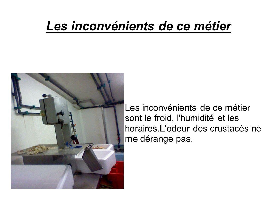 La formation Quel diplôme ? le CAP Poissonnier Où se former ? 44 Nantes- CFA ifocotep