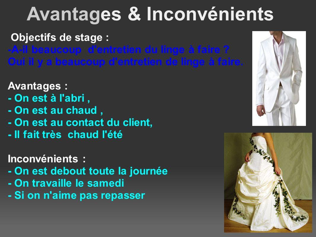 Les diplômes pour ce métier Cap pressing Lycée ND du Roc à La Roche sur Yon (85) Lycée professionnel léonard de vinci Nantes (44)