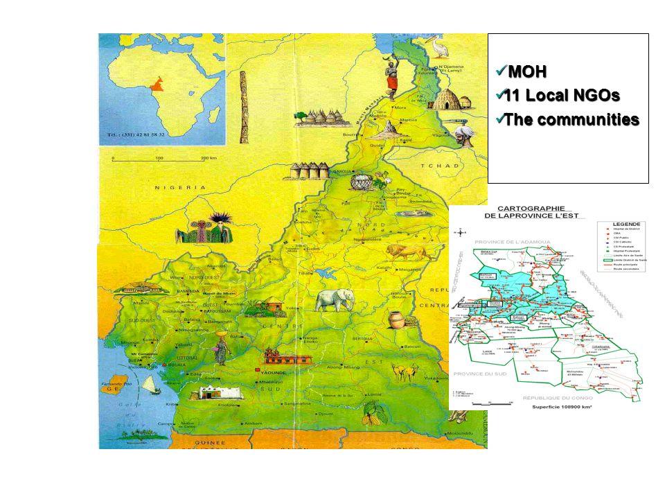 I – Carte sanitaire du Cameroun Le système de santé du Cameroun contenu dans la « Stratégie Sectorielle de Santé » est conçu sur linitiative de Bamako ou stratégie de développement sanitaire en trois phases