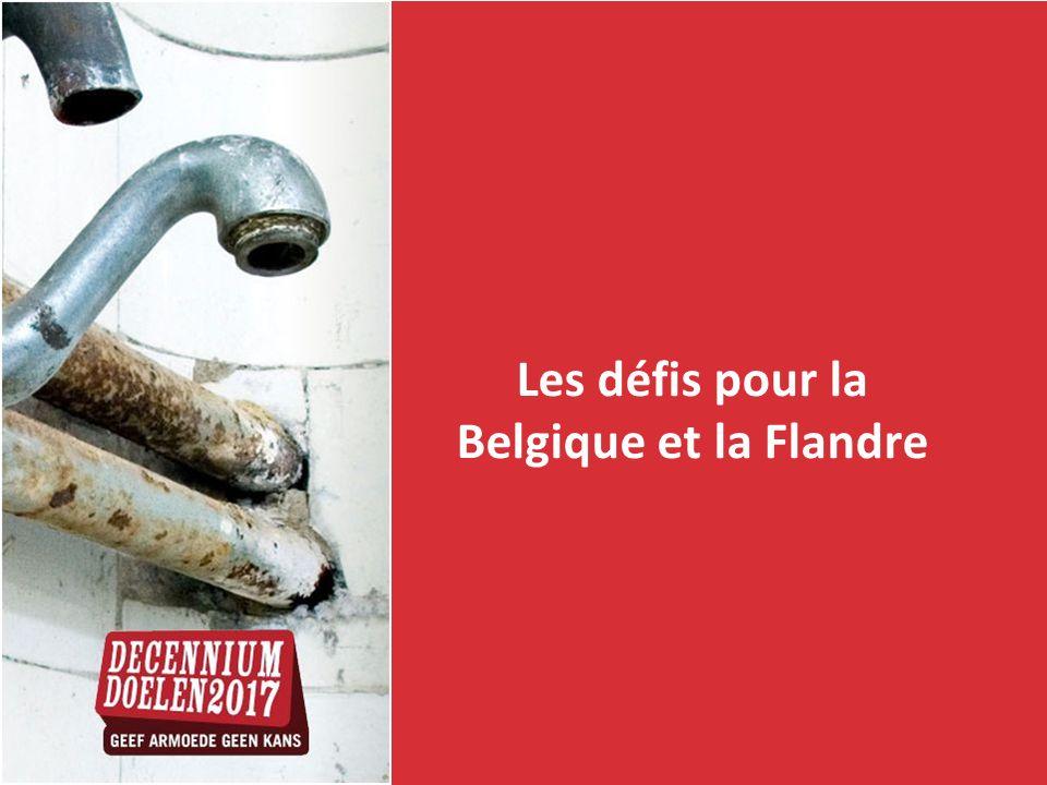 Les défis pour la Belgique et la Flandre