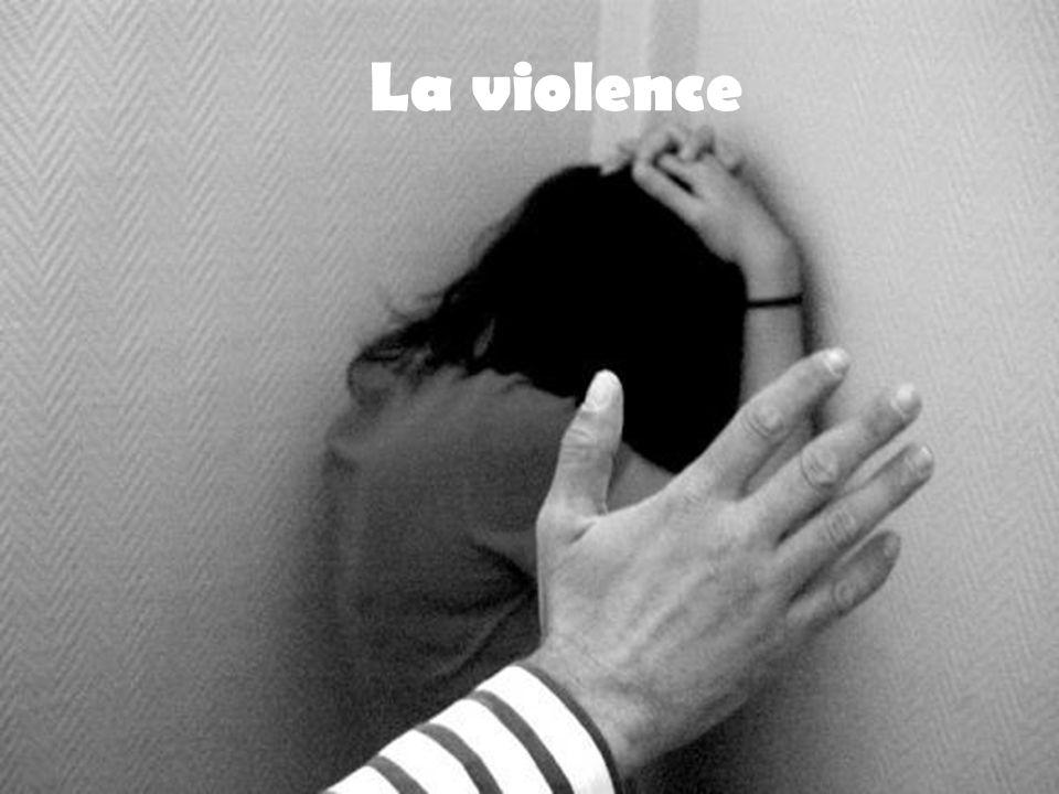 L usage de violence n a pas encore été tangiblement prouvé.