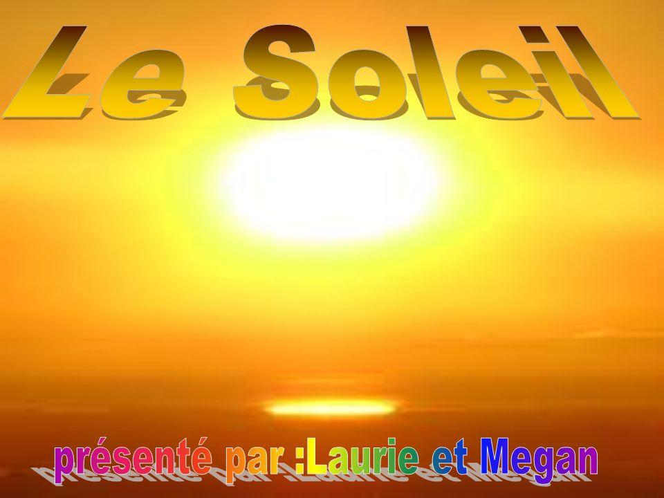 Le soleil est composé à 74% dhydrogène et à 24 % dhélium.