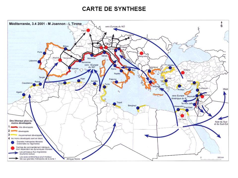 CARTE DE SYNTHESE