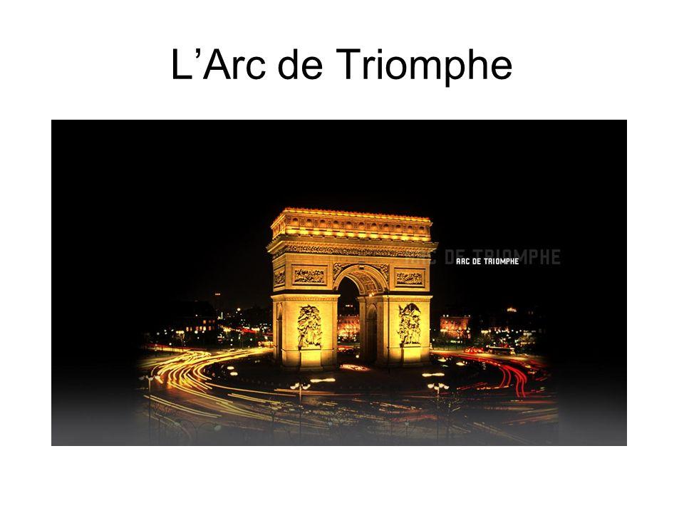 LArc de Triomphe