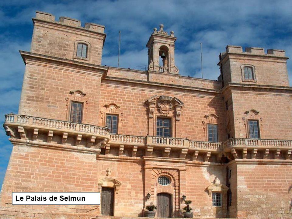 Le Palais de Selmun
