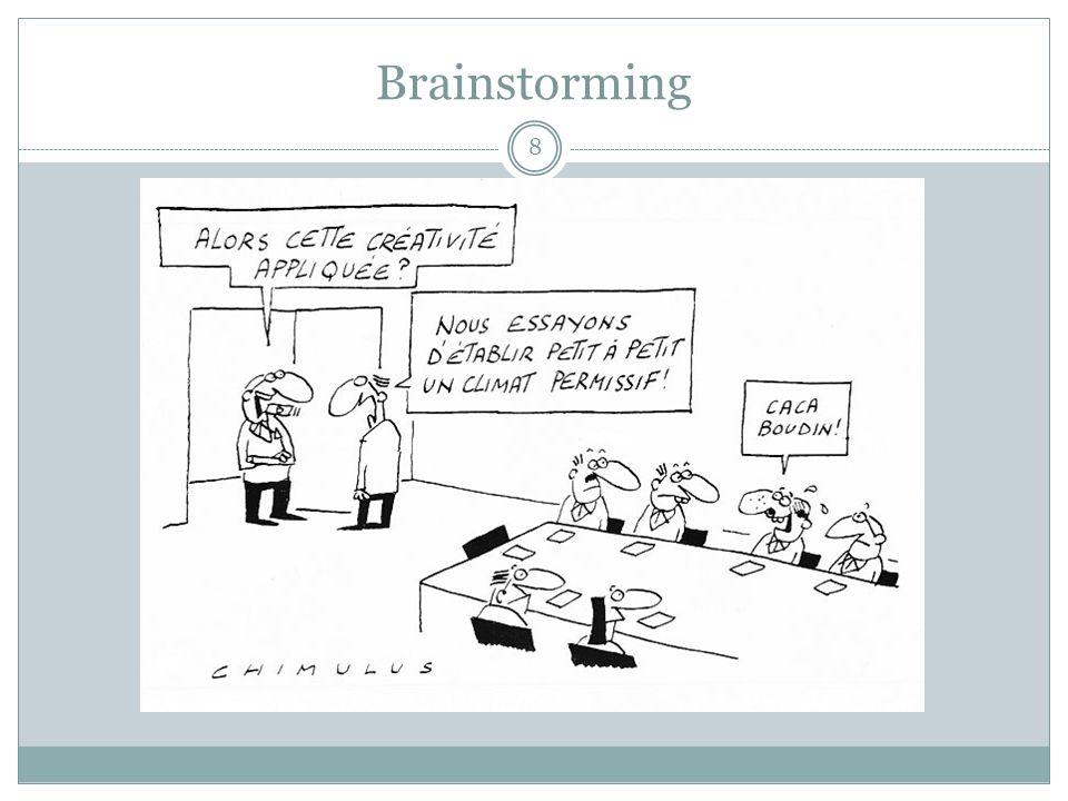 Brainstorming 8